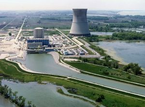 David Besse Nuclear Power Plant