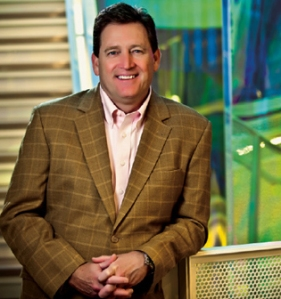 Mike Stice, president of Chesapeake Midstream Development