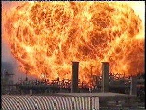 Varanus Island Pipeline Explosion